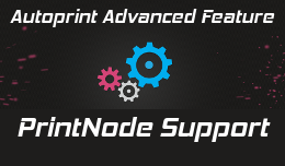 PrintNode support in autoprint