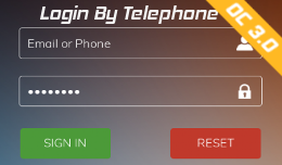 Login by Telephone and more - opencart 3