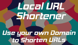 Local URL Shortener