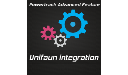 Powertrack fusion Unifaun