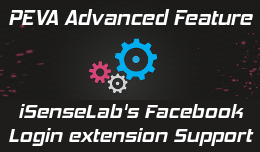 isenselab facebook login support