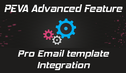 Pro Email template integration