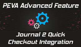 peva2 - Journal2 integration