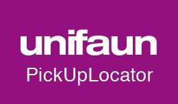 Pickup locator (Unifaun DeliveryCheckout)