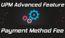 Payment Method Fee - oc3 - advanced feature